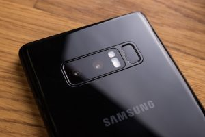 Samsung Galaxy Note 9 will NOT Have a Fingerprint Reader Integrated into Display