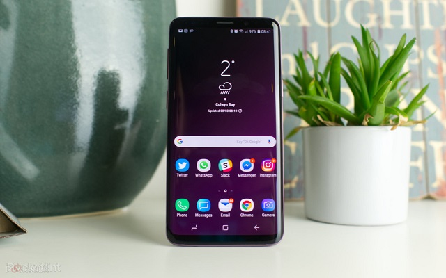 Samsung Galaxy S9 Now Officially Supports Google ARCore