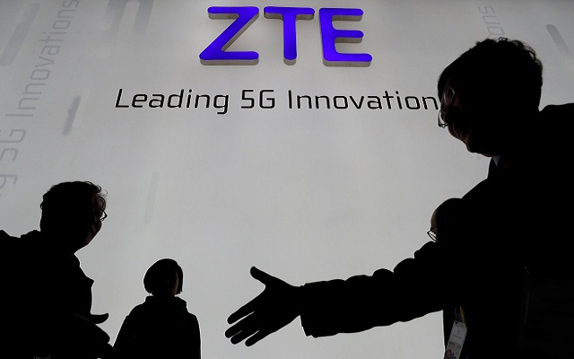 Trump Let ZTE reopen