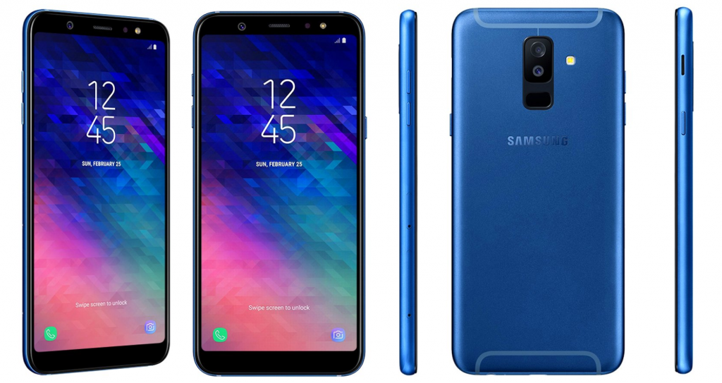 Samsung Galaxy A6, Galaxy A6+ Official specifications & Expected Price