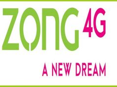 Zong 4G - No.1 Data Company of Pakistan Continues its Expansion Nationwide