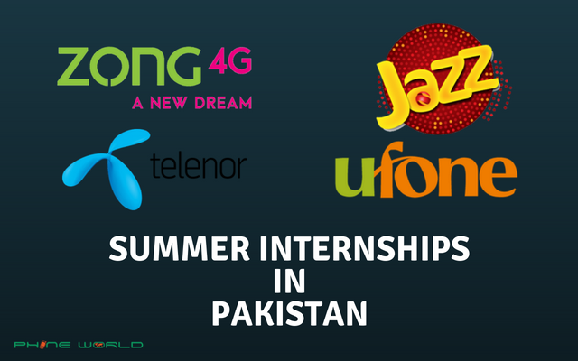 These Telecom Operators have Announced Summer Internship Programs in