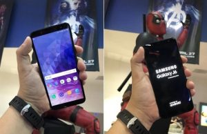 Here is the First Leaked Image of Samsung Galaxy J6