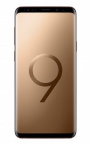 Samsung Galaxy S9 duo Lands in Sunrise Gold and Burgundy Red