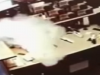 iPhone having Damaged Battery and Screen Caught Fire in Repair Shop