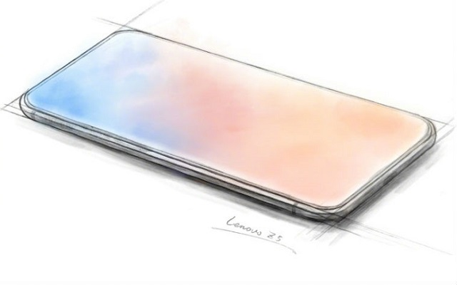 Photo of Lenovo Teases Lenovo Z5 as The World's First All Screen Phone