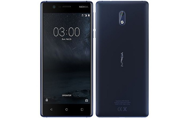 HMB to Launch Nokia3(2018