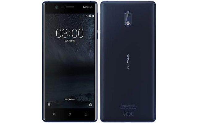 HMB to Launch Nokia3(2018