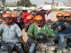 Uber Reaches Peshawar with uberMOTO
