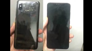 A separate leak on Weibo of live images of the Xiaomi Mi 8 shows design details. At the back, the smartphone in the images has a transparent glass panel that shows the internals, and a vertical dual camera setup sits on the top left. At the front, the Xiaomi Mi 8 houses a notch display, with volume and power button seen on the right edge. There is no Xiaomi logo on either side of the smartphone, so we expect you to take this and even the above leak with a pinch of salt. We are just a week away from official launch, where all the details will be revealed.