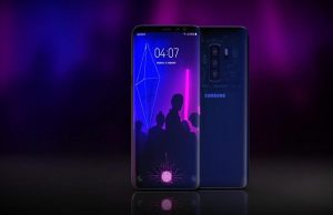 New Leaked Galaxy S10 Image Reveals an Extraordinary Device