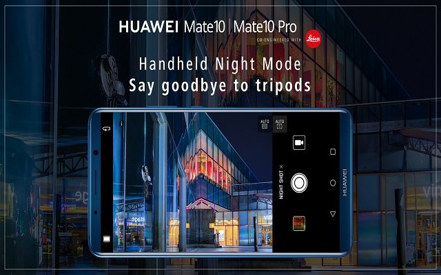 HUAWEI Mate 10 Series Delivers the Best Value for Money Imagery