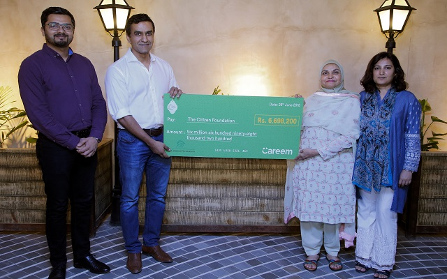 Careem-TCF Campaign Concludes Positively for the Cause of Education