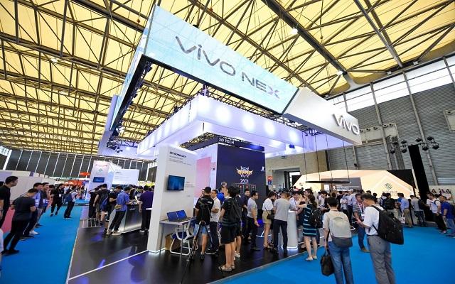 Vivo Showcases Pioneering TOF 3D Sensing Technology at MWC Shanghai 2018