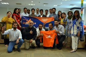 Pakistani Mountaineer Mohammad Faheem Pasha to scale Gasherbrum II this summer