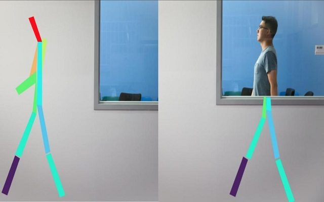 A New Technology Uses RF Waves to See Your Body through Wall