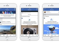 Facebook Launches Memories Page to Remind You Good Days