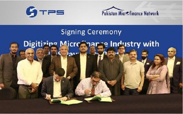 PMN and TPS sign an Agreement to Digitize Pakistan's Microfinance Industry
