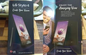 Here are the Leaked Specs of LG Stylo 4