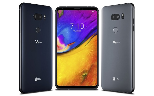LG V35 ThinQ: A Faster, Smarter V Series Phone