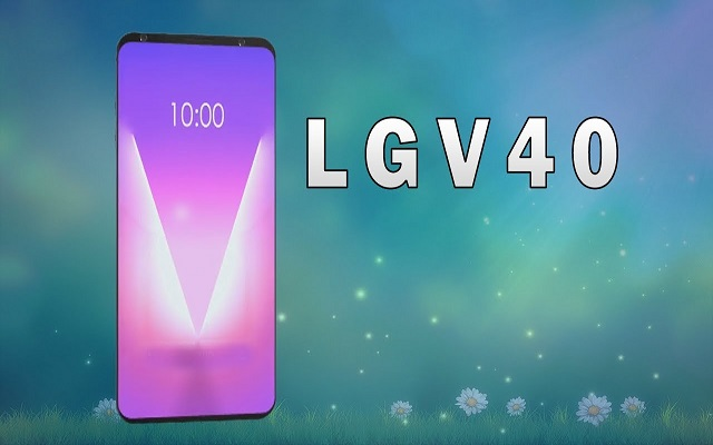 LG V40 to Come with Five Cameras