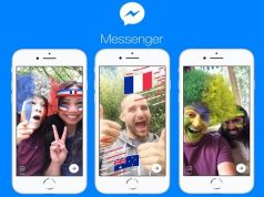 Now Experience Facebook Messenger with World Cup Themed Filters & Games