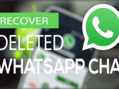 Now You Can Recover Deleted WhatsApp Messages