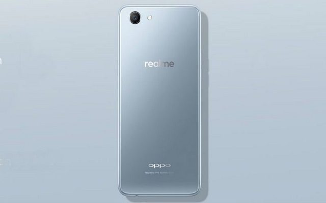 Oppo Realme 1 Silver Limited Edition will be Available on June 18