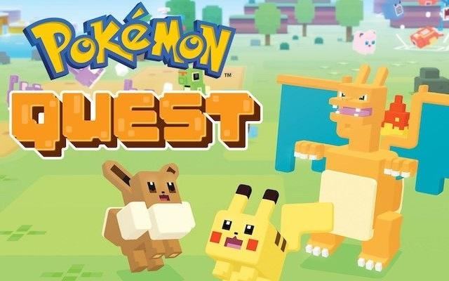 Pokemon Quest Game
