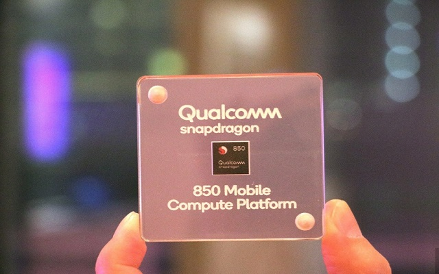 Qualcomm Announces Snapdragon 850 for Windows PCs