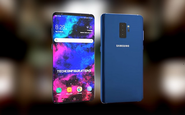 Samsung Galaxy S10 to Feature a Triple Rear Camera