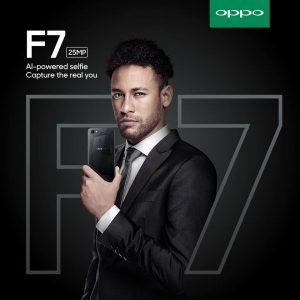 OPPO Announces Neymar, The Brazilian Footballer as new OPPO Friend
