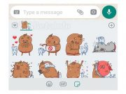 WhatsApp to Add Sticker Reactions for Android soon