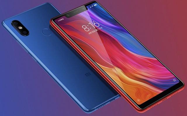 Xiaomi Mi 8 Series