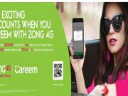 Zong 4G & Careem Partner to Give Exciting Offers to Customers