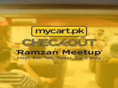 mycart.pk Organized #Checkout Bloggers Meet-up to Raise Awareness about Smart Online Shopping