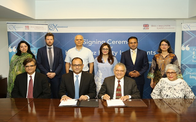 UK-funded Karandaaz Investments in Healthcare and Agriculture Expected to Generate 900 Jobs