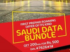Jazz Introduces Saudi Data Bundle