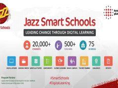Jazz Smart School goes to GSMA Mobile World Congress Shanghai 2018
