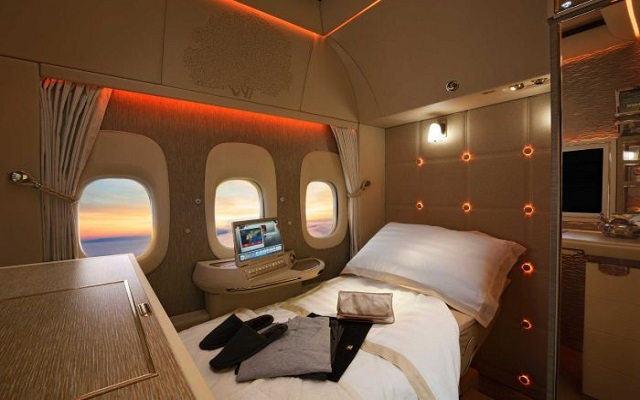 Emirates Airline is Developing Planes with Virtual Windows Instead of Real Ones