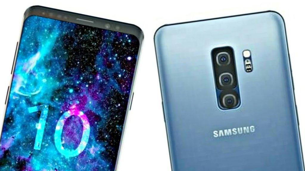 Samsung Galaxy S10 Models