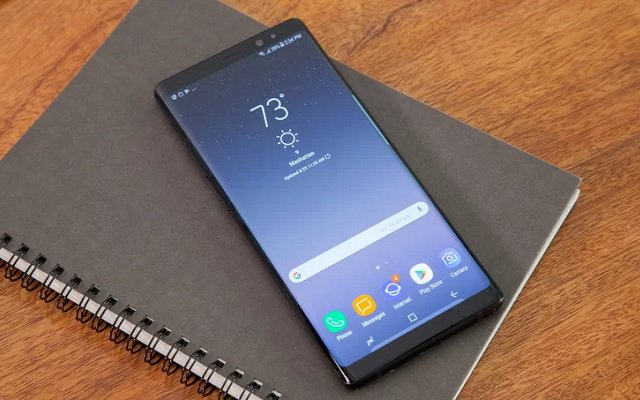 Leaked Case Image of Galaxy Note 9 Reveals Fingerprint Sensor Placed Below the Camera
