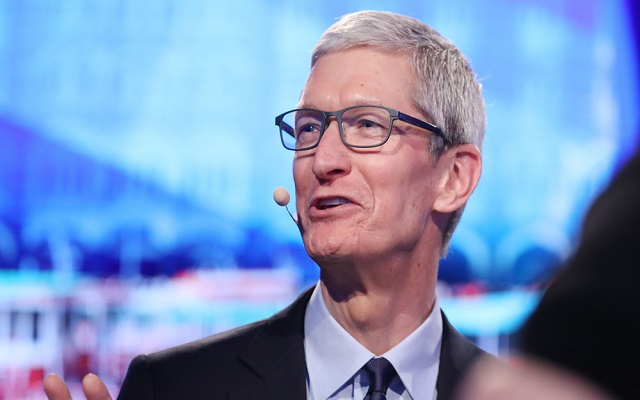 Apple CEO Tim Cook Denies Access to Facebook User Data