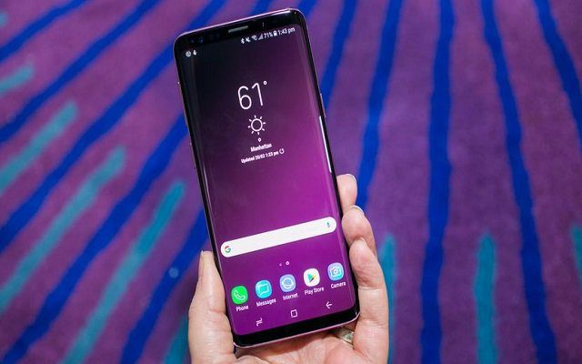 Samsung Galaxy S10 to Come in Three Sizes with an In-Display Fingerprint Sensor