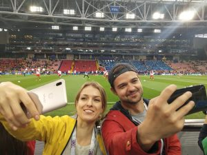 Vivo Caps Extraordinary My Time, My FIFA World CupTM Campaign in Russia
