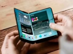 Samsung Plans to Release Foldable Galaxy X Next Year