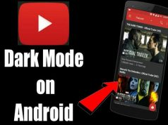 How to Activate YouTube Dark Mode for Android