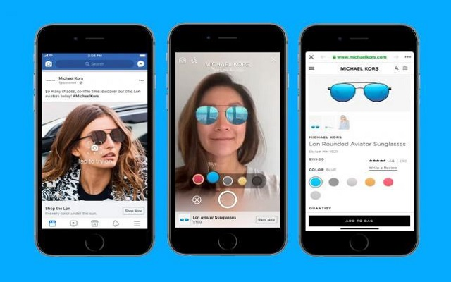 Facebook Augmented Reality Ads in News Feed will Make Shopping Easier for You