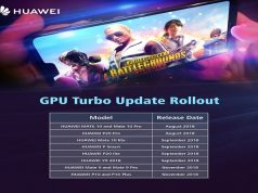 Huawei is Ushering a Rebirth of Your Smartphones with the GPU Turbo Technology