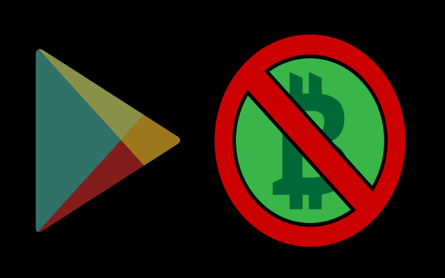 Google has Banned Cryptocurrency Mining Apps on Play Store